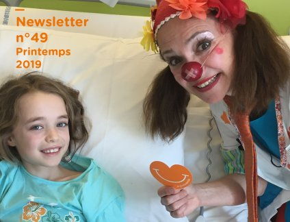 Newsletter de printemps